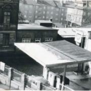 1961 Werkstatt Wirkerstrasse