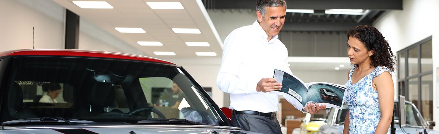 BMW Service Beratung