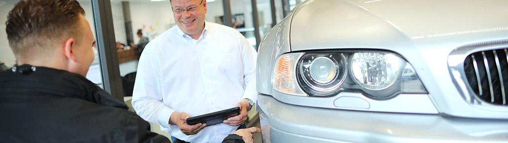 Kleine Reparaturen BMW