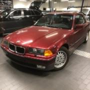 Inspektion Youngtimer BMW