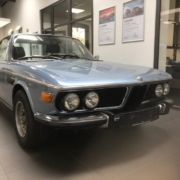 Youngtimer Wartung BMW