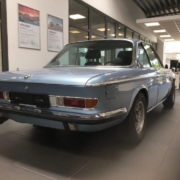 Youngtimer BMW Wartung