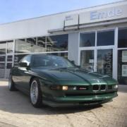 Youngtimer BMW Reparatur