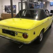 BMW Youngtimer Reparatur