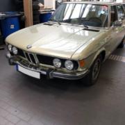 Oldtimer Werkstatt BMW