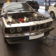 Werkstatt Youngtimer BMW