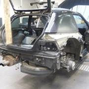 Youngtimer BMW Werkstatt